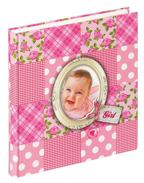 walther baby foto album babyalbum kinderalbum geschenk z geburt taufe buchalbum ebay. Black Bedroom Furniture Sets. Home Design Ideas