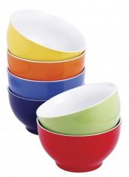 7 tlg m slischalen set keramik m slisch ssel sch ssel schale dessertschalen neu. Black Bedroom Furniture Sets. Home Design Ideas