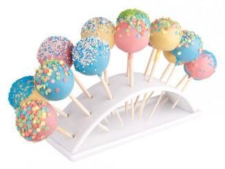 popcake halter st nder porzellan cakepop popcakest nder pop cake kuchenlolli neu ebay. Black Bedroom Furniture Sets. Home Design Ideas