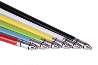 set de 12 couleurs torches de jardin 165 cm torche pour jardin terrasse ou balcon torches. Black Bedroom Furniture Sets. Home Design Ideas