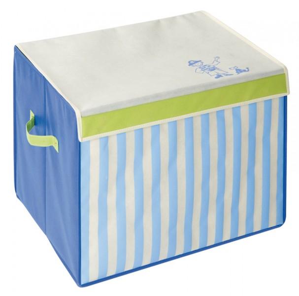 Box per conservare giocattoli cesta cassa