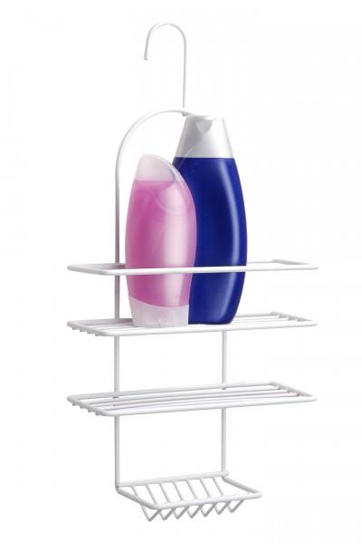 badablage 3 etagen badregal duschkorb duschablage bad. Black Bedroom Furniture Sets. Home Design Ideas