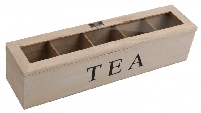 teekiste holz teebox teedose dose teebeutel box tee aufbewahrung teebeutelbox ebay. Black Bedroom Furniture Sets. Home Design Ideas