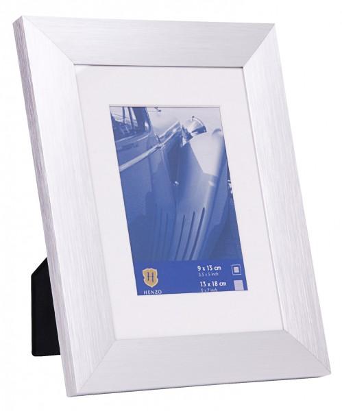 metall bilderrahmen silber 13x18 fotorahmen rahmen holzrahmen holzbilderrahmen ebay. Black Bedroom Furniture Sets. Home Design Ideas