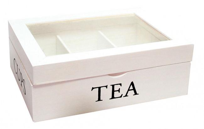 teebox holz teekiste teedose teebeutelbox dose teebeutel box tee aufbewahrung ebay. Black Bedroom Furniture Sets. Home Design Ideas