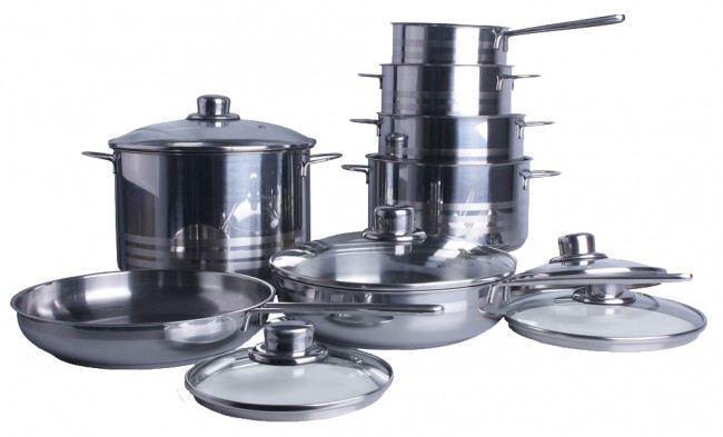 Batterie Inox Cuisine Of Inox Batterie De Cuisine Batterie De Cuisine Induction