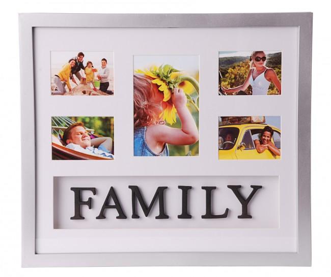 galerierahmen family foto rahmen collage bilderrahmen. Black Bedroom Furniture Sets. Home Design Ideas