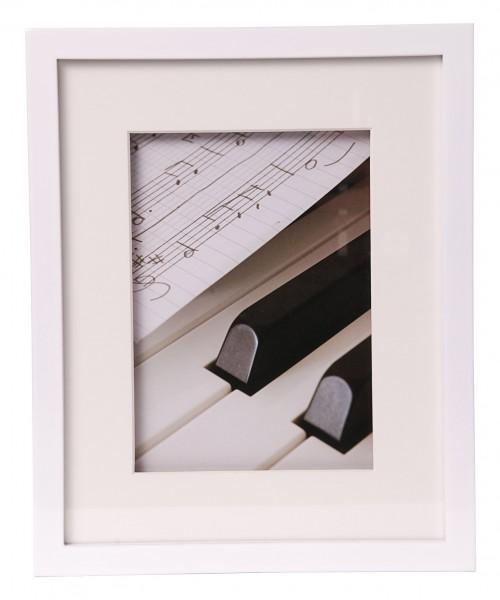 hochglanz holzbilderrahmen 13x18 bilderrahmen holzrahmen rahmen holz fotorahmen ebay. Black Bedroom Furniture Sets. Home Design Ideas
