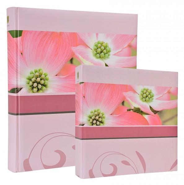 fotoalbum einsteckalbum set rosa f r 700 fotos 10x15 album memoalbum buchalbum ebay. Black Bedroom Furniture Sets. Home Design Ideas