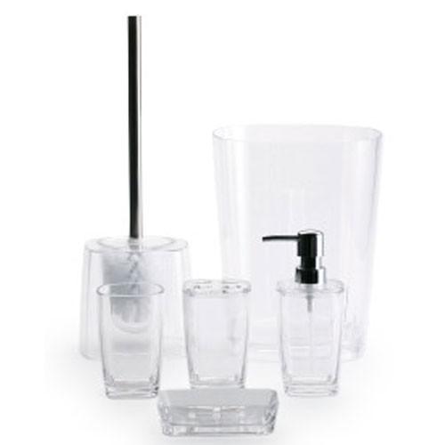 Set De Baño Jabonera:uds Set de baño – CLARO – jabonera – cepillo de baño – taza de