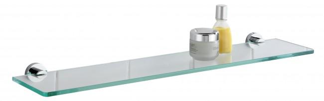 wenko glasablage 60 cm badregal glas regal badablage. Black Bedroom Furniture Sets. Home Design Ideas