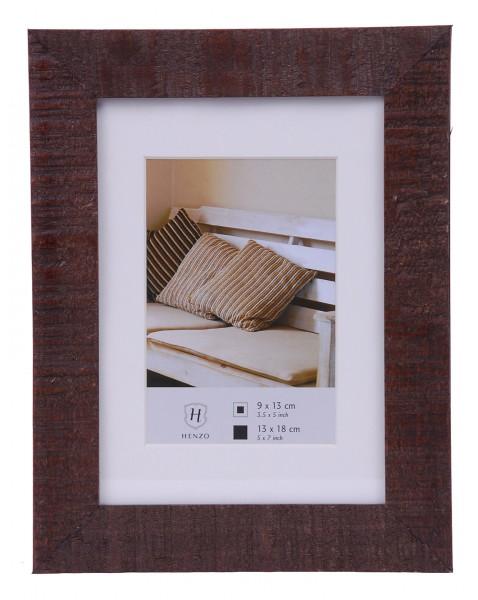 henzo holz bilderrahmen 13x18 fotorahmen rahmen holzrahmen holzbilderrahmen neu ebay. Black Bedroom Furniture Sets. Home Design Ideas